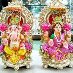 Laxmi+Ganesha+Statue