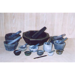 Agate Morter And Pestal Sets