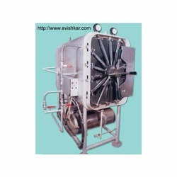 Large Size Steam Sterilizer