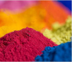 inorganic pigments for inks