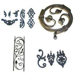 Decorative Grill Casting