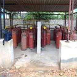 LPG Manifold and Yard