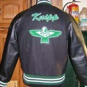 Dual Color Varsity Jackets