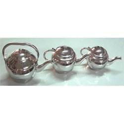 Steel Teapot Sets