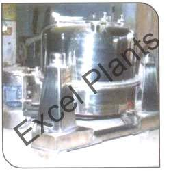 Three Point Manual Top Discharge Centrifuge Machines