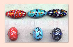 Indian Lampwork Glass Beads