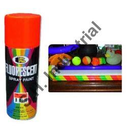 Fluorescent Spray Paint