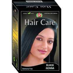 Natural Henna Hair Dyes