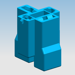 4 Way Relay Connector with 250/350 Terminals