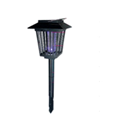 Solar Garden Lamp With Pest Killer