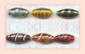 Hand Painted Lampwork Beads