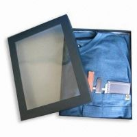 Shirt Boxes With Windows In Various Sizes