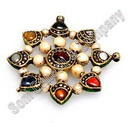 Diamond Kundan Jewellery