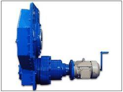 Spur Planetary Gear  Drive (Crystallizer Drive)