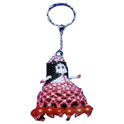 Beaded Key Chain-(BKC-01)