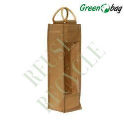 Cheap Jute Bottle Bag