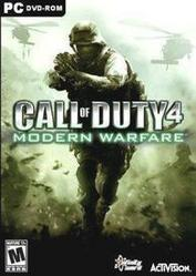 Game, PC - Call Of Duty 4 Modern Warfare
