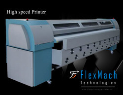 Digital Flex Banner Printing Machine