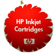 Display Balloon HP Inkjet