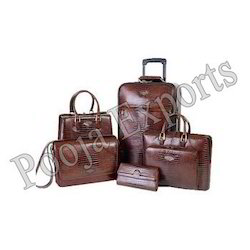 Leather Trolley Bags ( Product Code: TL246)