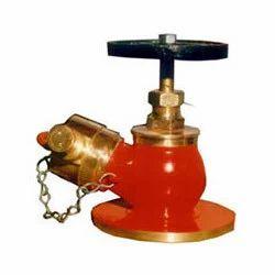 Oblique Hydrant Valves