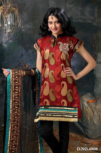 Nice Designer Suits - View Ladies Designer Suits from Unnati