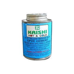 Solvent Cement Tin