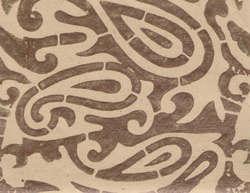 Wooden Block Printed Handmade Papers