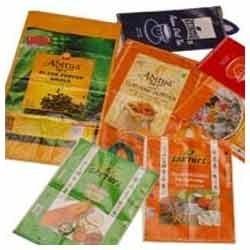 Laminated HDPE Bags