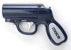 mace pepper gun for self defense