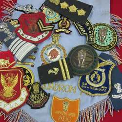 Military Regalia & Crests