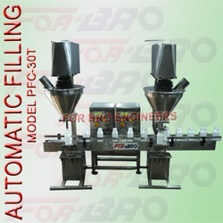 Automatic Powder Filling Line