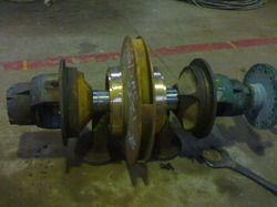 Impeller Brass