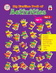 My Funtime Book Of Activities- Vol-3