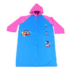 Crazy Cartoon Raincoat