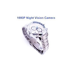 Spy Night Vision Watch Camera