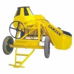 bucket loader concrete mixer