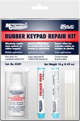 Rubber keypad repair kit