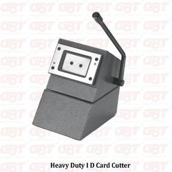 ID Card Cutter Heavy Duty