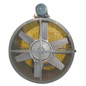 Belt Driven Axial Flow Fan