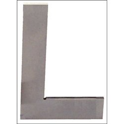 Hardened And Ground Tri Square Flat Edge Without Stock