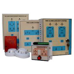 Fire Alarm Security System