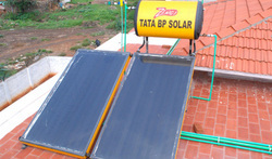 Zing Solar Water Heater