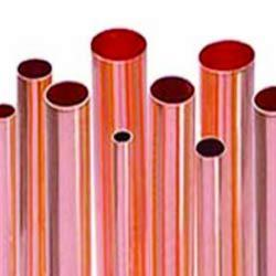 Copper Tubes Straight