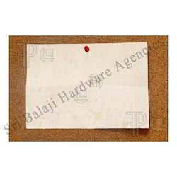 Paper Notice Boards