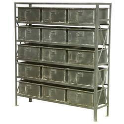 Industrial 15 Drawer Chest