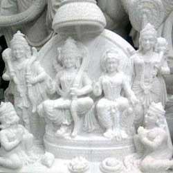 Ram Pariwar Statues