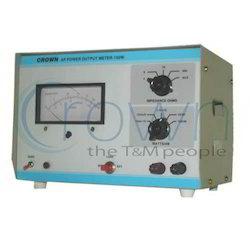 AF Power Output Meter