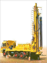 Indian Borewell Machine