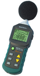 Mastech Digital Sound Level Meter